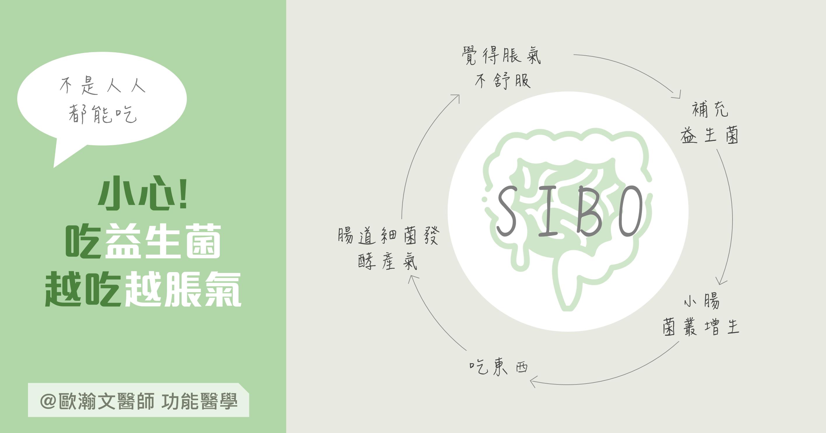 功能醫學 SIBO