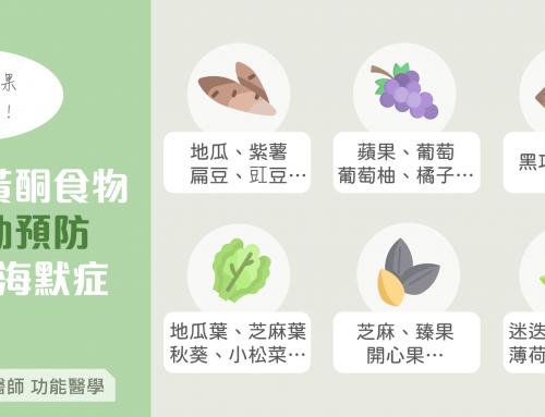 預防阿茲海默症  富含類黃酮的蔬果吃起來!